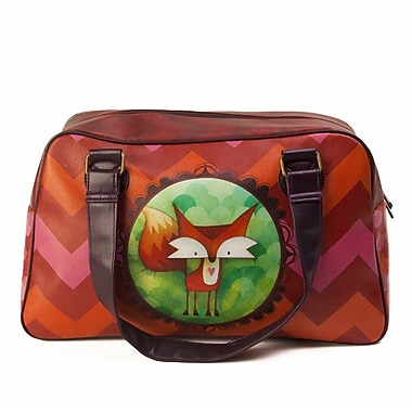 Ketto Bowler Bag, Fox