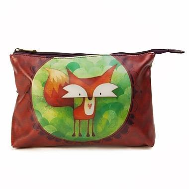 Ketto Cosmetic Bag, Fox