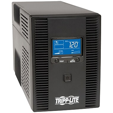 Tripp Lite OmniSmart 120 V LCD Line-Interactive UPS