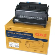 Okidata® 45488901 Black 25000 Pages High Yield Toner Cartridge for B721dn/ B731dn/B731dn LED Mono Printer