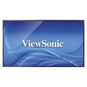 "ViewSonic® CDP5562-L 55"" LED LCD Digital Signage Display, Black"