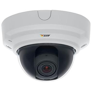 Axis Communications – Caméra réseau filaire à dôme 0481-001, blanc