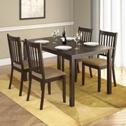 dCOR design Atwood 5 Piece Dining Set