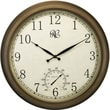 River City Clocks Oversized 24'' Wall Clock