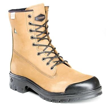 Terra – Chaussures de travail Sentry pour hommes, 8 po, havane, taille 8,5
