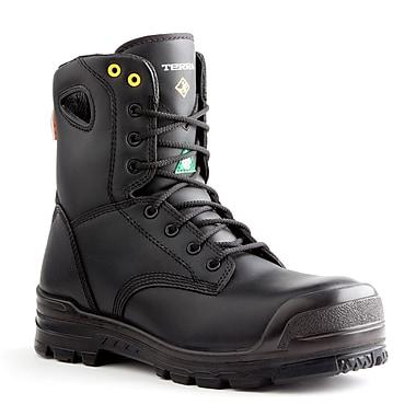 Terra – Chaussures de travail Argo pour hommes, 8 po, noir, taille 8