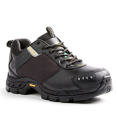 Terra Talon Men's Athletic Safety Shoe, Black, Size 8