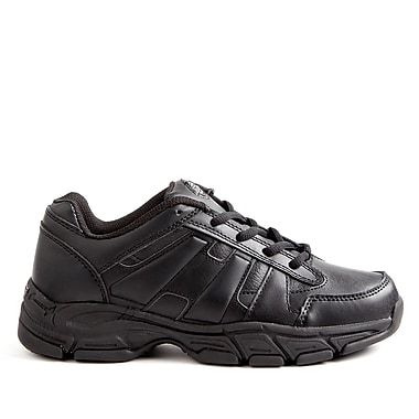 Dickies® Athletic Lace, Women's Slip Resistant Shoe, Black, Size 6