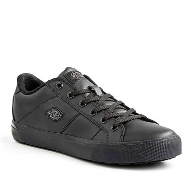 Dickies® Trucos, Men's Slip Resistant Shoe, Black, Size 9.5