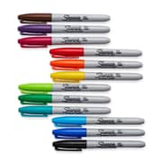 Sharpie Fine Point Permanent Marker, Assorted