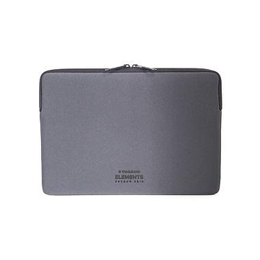 Tucaano – Housse Elements Second Skin pour MacBook de 12 po, gris cosmique