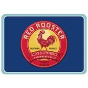 Bungalow Flooring Premium Comfort Rooster Label Mat