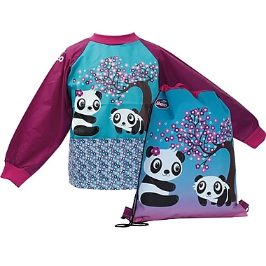 Gazou Carryall and Smock, For 3 year olds, Panda
