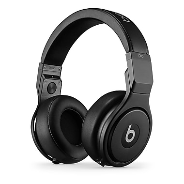 Beats Pro Over-Ear Headphones, Infinite Black