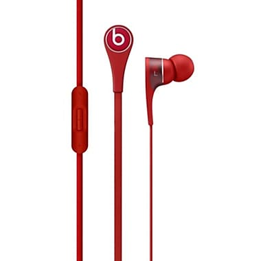Beats Tour In-Ear Headphones, Red