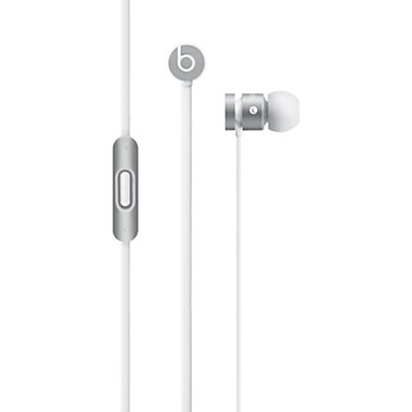 Beats urBeats In-Ear Headphones, Silver