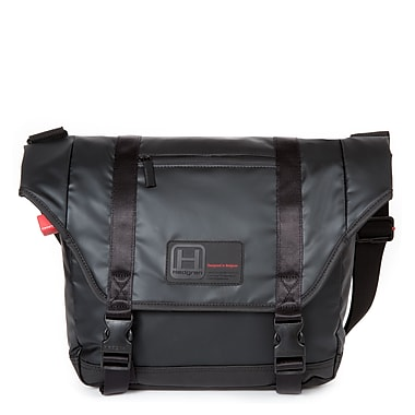 Hedgren Idiom Messenger Bag, Black
