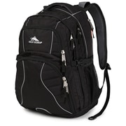 "High Sierra 17"" Swerve Backpack, Black"
