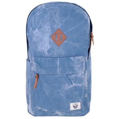 WillLand Outdoors 25L College Magica Backpack, Denim