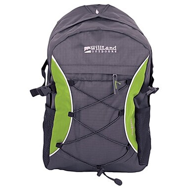 WillLand Outdoors 18L Anytime Backpack, Lime