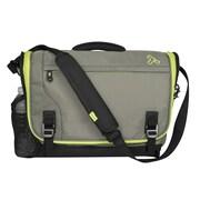 Travelon Anti-Theft React Messenger Bag; Rock