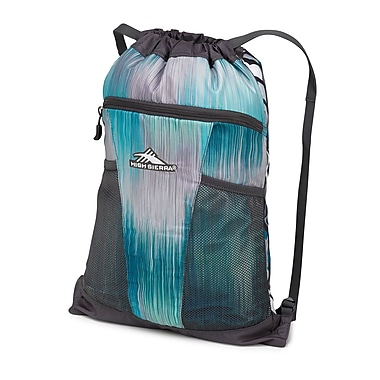 High Sierra Squeeze Backpack, Haze/Geo Native/Mercury