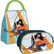 Gazou Pencil Case and Lunch Box, Pirate