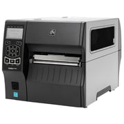 Zebra ZT400 Series Direct/Thermal Transfer Monochrome Label Printer with Rewinder, 12 ips, 300 dpi (ZT42063-T410000Z)