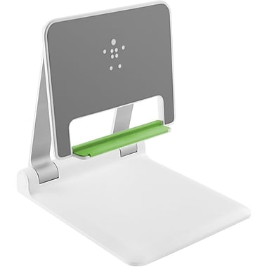 Belkin® Portable Tablet Stage For Ipad, White
