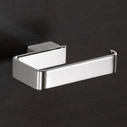 Gedy by Nameeks Lounge Wall Mounted Toilet Paper Holder; Chrome