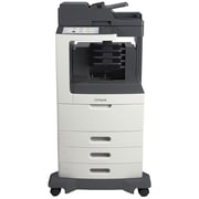Lexmark™ Multifunction Mono Laser Printer with Staple Finisher 55ppm 1750 Sheets
