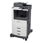 Lexmark™ Multifunction Mono Laser Printer With Mailbox, 63 ppm, 1750 Sheets
