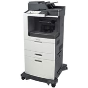 Lexmark™ Multifunction Mono Laser Printer With Staple Finisher, 70 ppm, 2750 Sheets