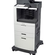Lexmark™ Multifunction Mono Laser Printer with Mailbox 63 ppm 2750 Sheets