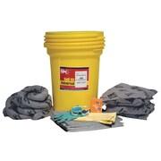 SPC ALLWIK® Absorbent Spill Kit, Universal, 30gal, Each