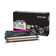 Lexmark™ High-Yield Return Program Toner Cartridge for Lexmark™ C746/C748, Magenta