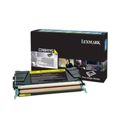 Lexmark™ High-Yield Return Program Toner Cartridge for Lexmark™ C748, Yellow
