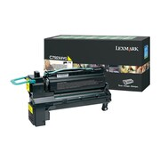 Lexmark™ Extra High-Yield Return-Program Toner Cartridge for Lexmark™ C792/ X792 Yellow