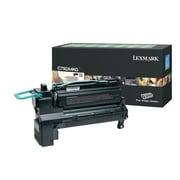 Lexmark™ Standard Return Program Toner Cartridge For Lexmark™ C792/X792, Black