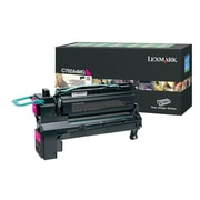 Lexmark™ Standard Return Program Toner Cartridge For Lexmark™ C792/X792, Magenta