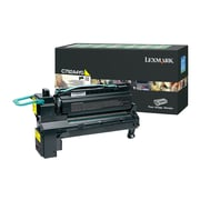 Lexmark™ Standard Return Program Toner Cartridge For Lexmark™ C792/X792, Yellow