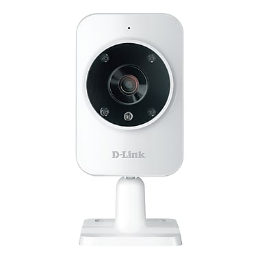 D-Link HD Wi-Fi Camera, White