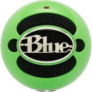 Blue Microphones Snowball USB Microphone, Neon Green