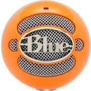 Blue Microphones Snowball USB Microphone, Neon Orange