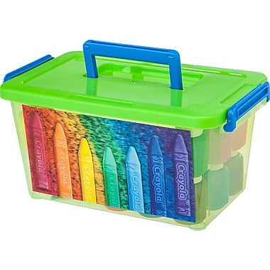 Crayola® Organization Caddy With Handle, 6 Pack (392302)