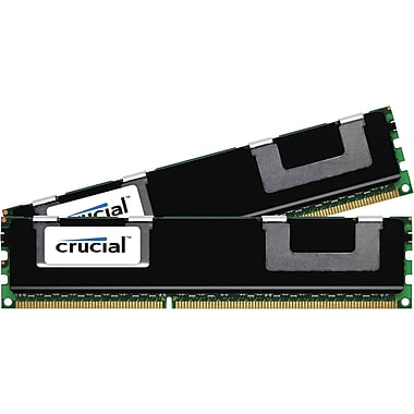 Crucial CT2K8G3ERSLQ810 16GB DDR3 1066 MHz Computer Memory