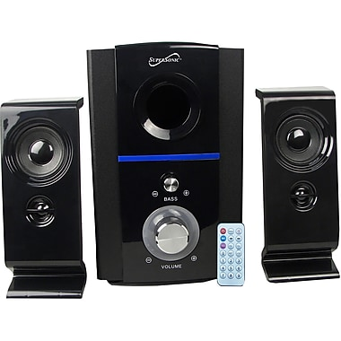 Supersonic Bluetooth Multimedia Speaker with USB