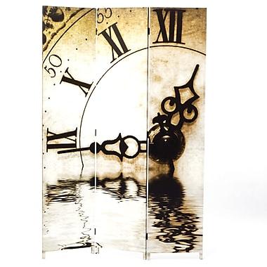 Nexxt – Paravent Bota, horloge, 47 1/2 x 71 po