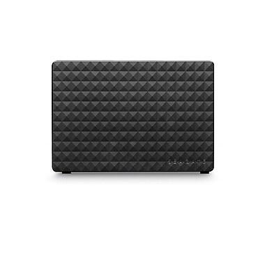 Seagate® Expansion STEB4000100 4TB USB 3.0 Desktop Drive, Black