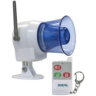 Sirène intérieure/extérieure Ideal SK626 sans fil/télécommande